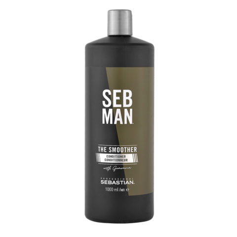 Sebastian Man The Smoother Rinse Out Conditioner 1000ml