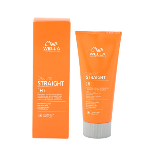 Wella Creatine  Straight H 200ml