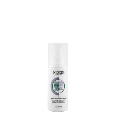 Nioxin 3D Styling Therm activ Protector 150ml - Thermisch aktiviertes Spray