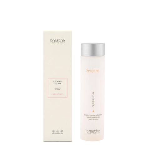 Naturalmente Breathe Sensitive Calming Lotion 200ml - Rosenhydrolat für empfindliche Haut