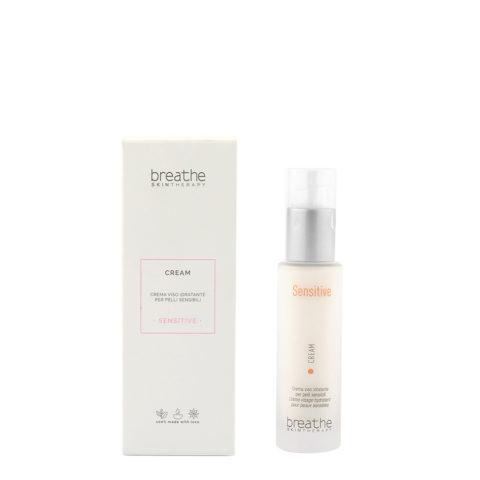 Naturalmente Breathe Sensitive Cream 50ml - Feutigkeitscreme für empfindliche Haut