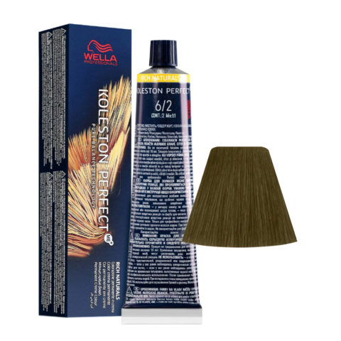 6/2 Dunkelblond Matt Wella Koleston perfect Rich Naturals 60ml