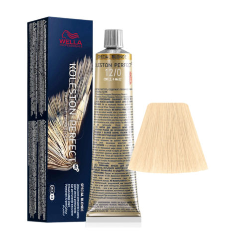 12/0 Blonde Natur Wella Koleston perfect Me+ Special Blondes 60ml