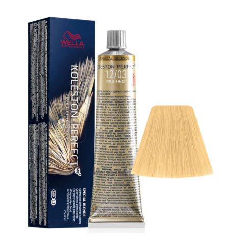 12/03 Natur Gold Blond Wella Koleston perfect Me+ Special Blondes 60ml