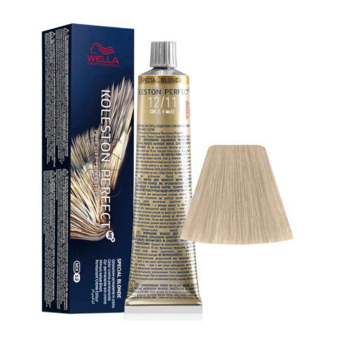 12/11 Intensive Asche Wella Koleston perfect Me+ Special Blondes 60ml