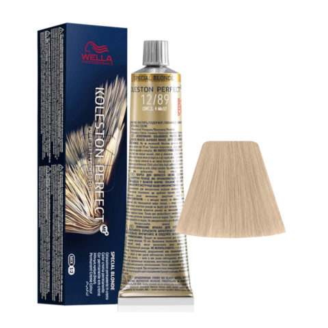12/89 Perlblond Cendré Wella Koleston perfect Me+ Special Blondes 60ml