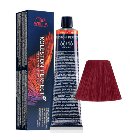 66/46 Dunkelblond Intensives Kupfer Violet Wella Koleston perfect Me+ Vibrant Reds 60ml