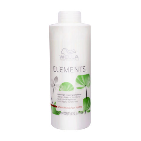Wella Professional Elements Lightweight Renewing Conditioner 1000ml