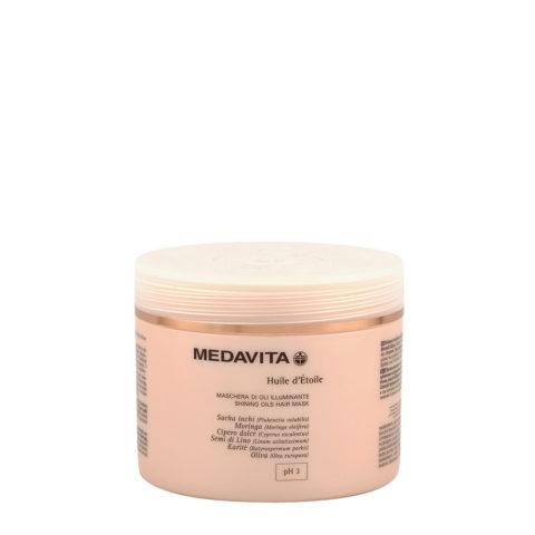 Medavita Lunghezze Huile d'etoile Shining oils hair mask pH 3  500ml