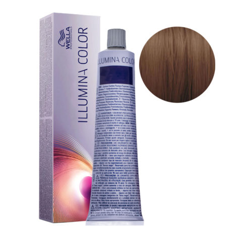 5/7 Hellbraun braun Wella Illumina Color 60ml