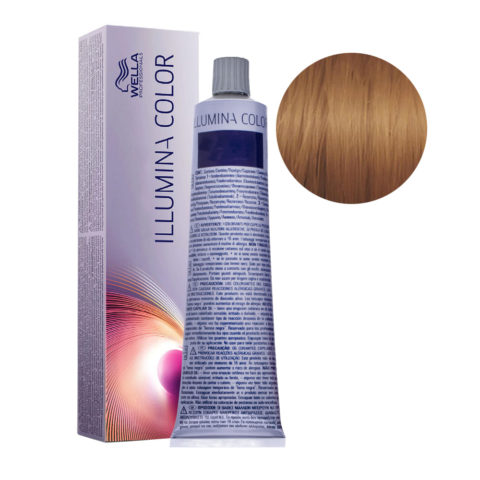 7/3 Mittelblond gold Wella Illumina Color 60ml
