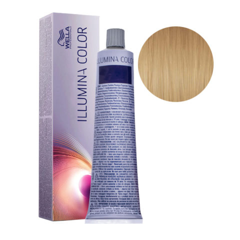 9/7 Lichtblond/braun Wella Illumina Color 60ml