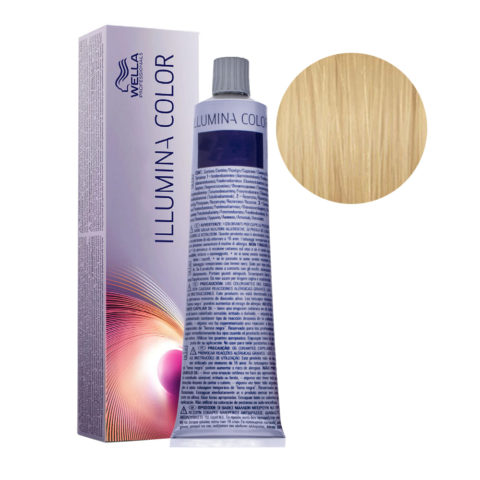 10/36 Hell-lichtblond gold-violett Wella Illumina Color 60ml
