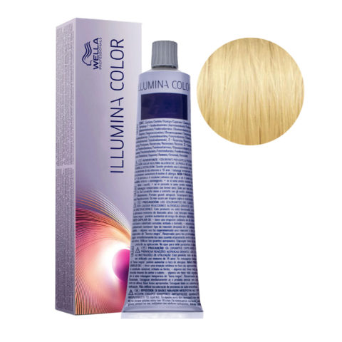 10/38 Hell-lichtblond gold-perl Wella Illumina Color 60ml