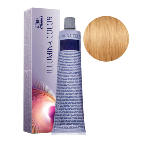 8/37 Hellblond gold-braun Wella Illumina Color 60ml