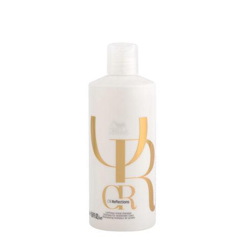 Wella Oil Reflections Shampoo 500ml - für strahlenden glanz