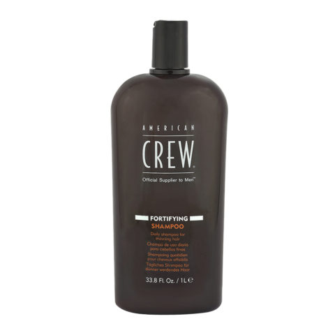 American Crew Fortifying Shampoo 1000ml - stärkendes Shampoo