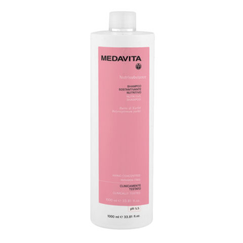 Medavita Lenghts Nutrisubstance Nutritive shampoo pH 5.5  1000ml - pflegendes Shampoo