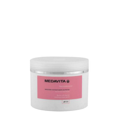 Medavita Lenghts Nutrisubstance Nutritive hair mask pH 3.5  500ml - pflegende Haarmaske