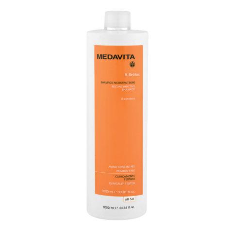 Medavita Lenghts Beta-Refibre Aufbauendes Shampoo pH 5.8 1000ml - Aufbauendes Shampoo