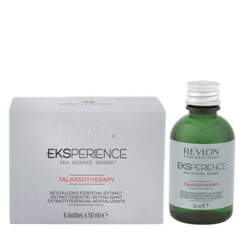 Eksperience Talassotherapy Revitalizing Essential Extract 6x50ml - Für Feines Haar