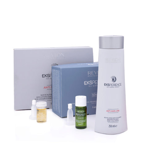 Eksperience Anti Hairloss Komplettes Kit - Haarausfall Kit