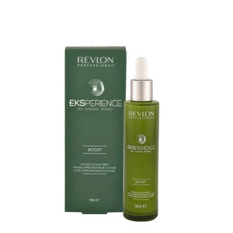 Eksperience Boost Phase 0 Scalp Prep 50ml - Kopfhaut Reinigung