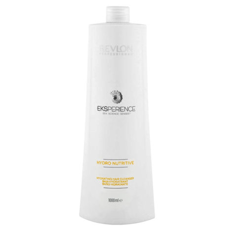 Eksperience Hydro Nutritive Hydrating Hair Cleanser Shampoo 1000ml - Für Trocknes Haar