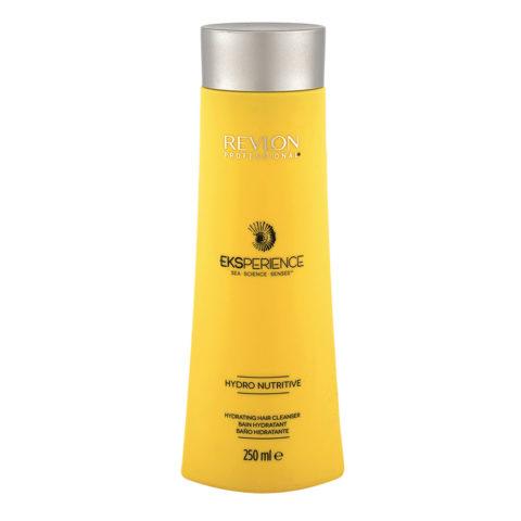 Eksperience Hydro Nutritive Hydrating Hair Cleanser Shampoo 250ml - Trocknes Haar