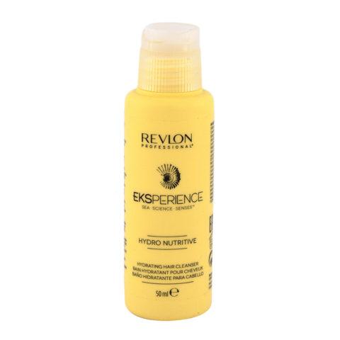 Eksperience Hydro Nutritive Hydrating Hair Cleanser Shampoo 50ml - Für Trocknes Haar