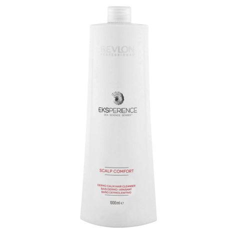 Eksperience Scalp Comfort Dermo Calm Cleanser Shampoo 1000ml - Für Empfindliche Kopfhaut