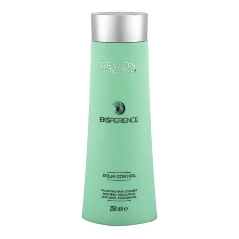 Eksperience Sebum Control Balancing Cleanser Shampoo 250ml - Für Fettiges Kopfhaut