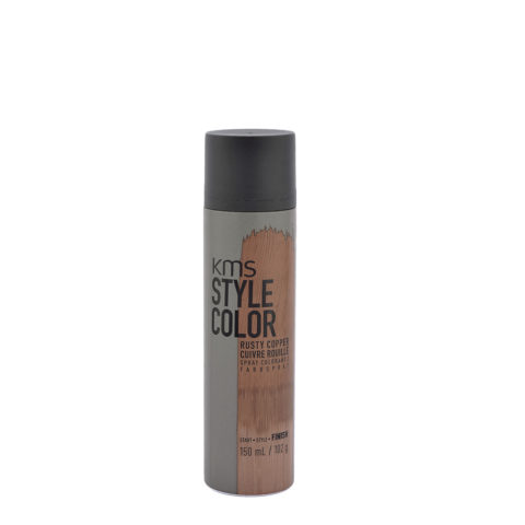 KMS Style Color Rusty copper 150ml - Haarfarbe Spray Kupfer