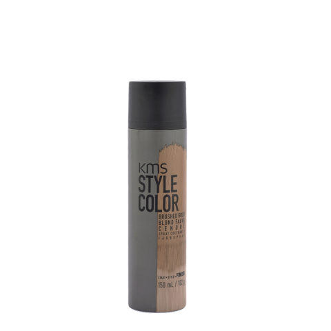 KMS Style Color Brushed gold 150ml - Haarfarbe Spray Blond Gold