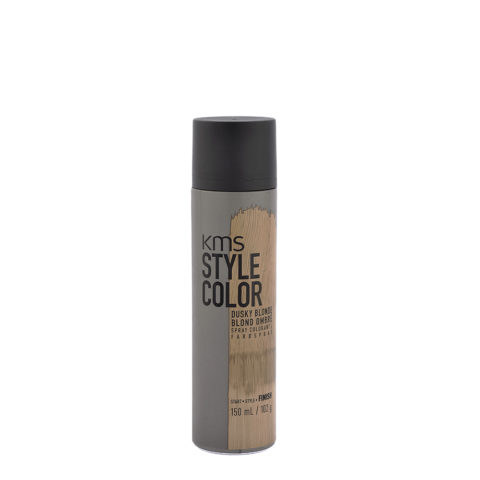 KMS Style Color Dusky blonde 150ml - Haarfarbe Spray Dunkelblond