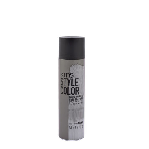 KMS Style Color Iced concrete 150ml - Haarfarbe Spray Grauer Marmor