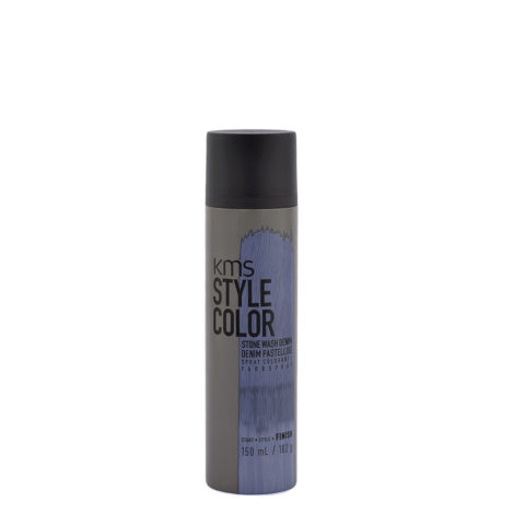 KMS Style Color Stone Wash denim 150ml - Haarfarbe Spray Denim
