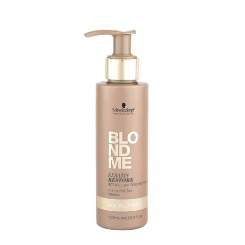 Schwarzkopf Blond Me Keratin Restore Intense Care Bonding Potion 150ml
