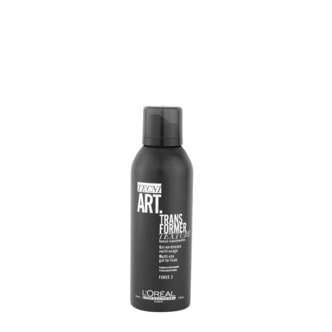 L'Oreal Tecni Art Transformer Texture gel on mousse 150ml