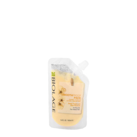 Biolage Smoothproof Pack Deep treatment 100ml - Anti Frizz Maske