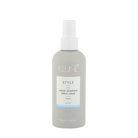 Keune Style Fix Liquid Hairspray N.97, 200ml - Hairspray ohne Gas
