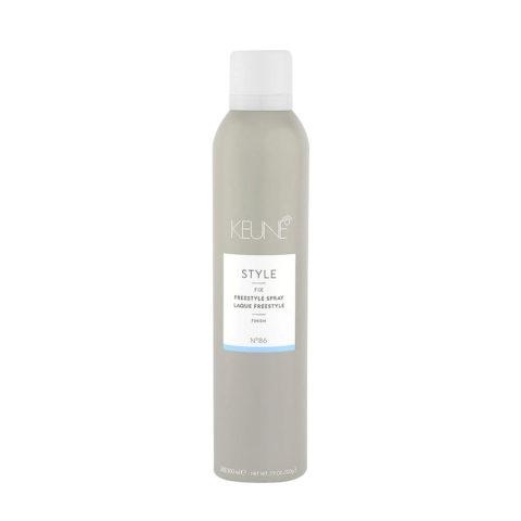 Keune Style Fix Freestyle Spray N.86, 300ml - Haarspray starker Halt