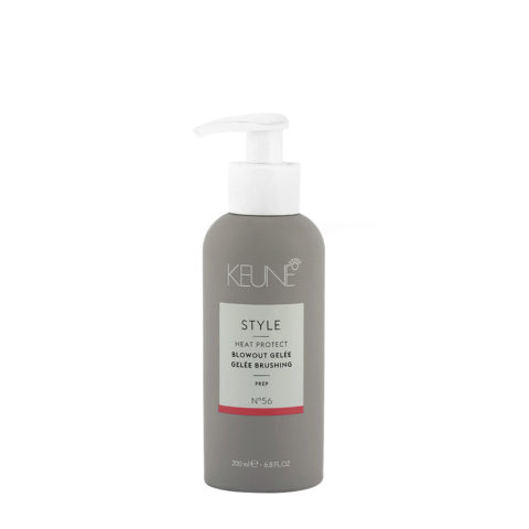 Keune Style Heat protect Blowout Gelée N.56, 200ml - Blowout Lotion