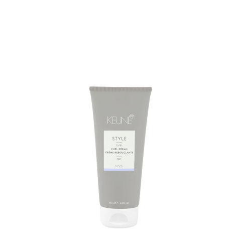 Keune Style Curl Cream N.25, 200ml - lockige Creme