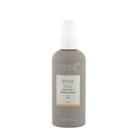 Keune Style Texture Salt Mist N.62, 200ml - Meersalz Spray