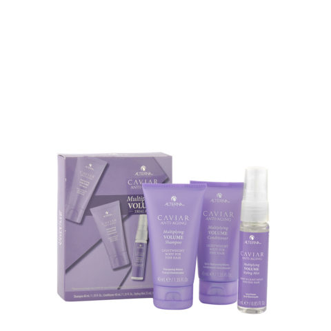 Alterna Caviar Multiplying Volume Reiseset