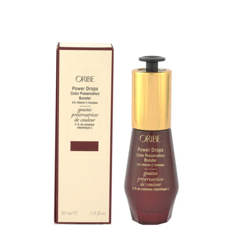 Oribe Power Drops Color Preservation Booster 30ml - Tropfen für gefärbtes Haar