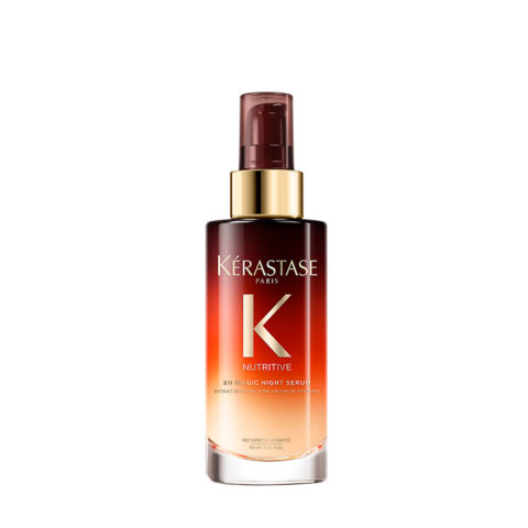 Kerastase Nutritive 8h Magic Night Serum 90ml - regenerierendes Overnight-Serum für intensive Feuchtigkeit