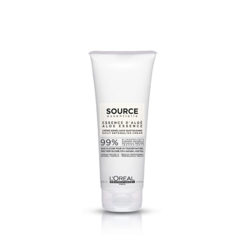 L'Oréal Source Essentielle Aloe essence Daily detangling cream 200ml - entwirrender Balsam