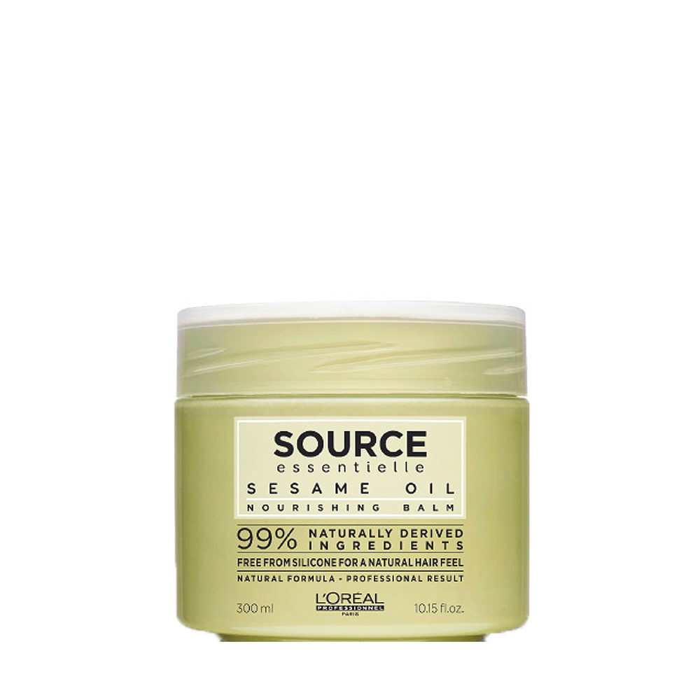 L'Oréal Source Essentielle Sesame oil Nourishing balm 250ml - Öl Nährender Balsam